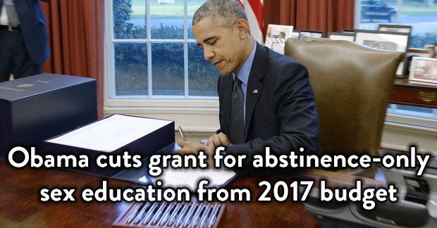 Obama-Abstinence-Sex-Education-Budget