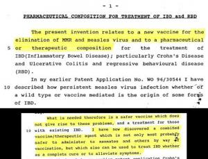 Wakefield-Patent