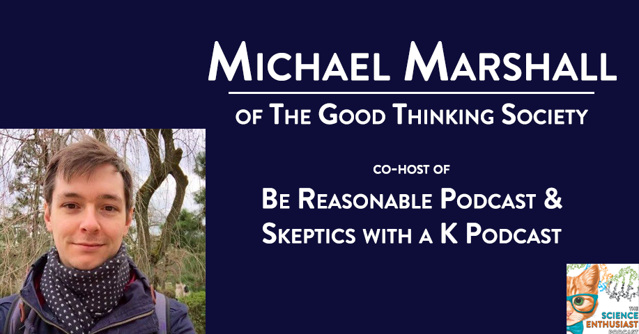 Michael Marshall Good Thinking Society