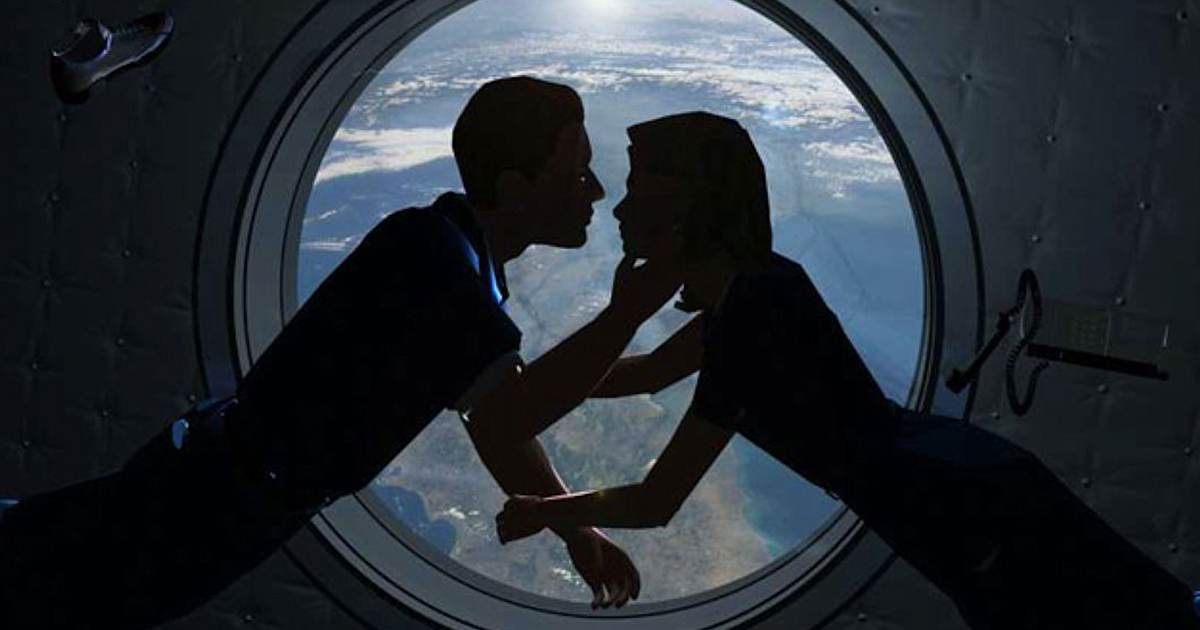 Nasa Confirms In Space, Reverse Cowgirl And Doggystyle -8772