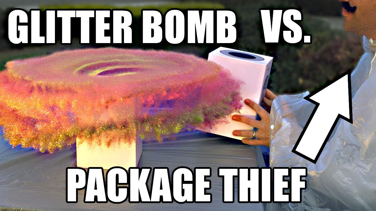Former NASA engineer wants to glitter bomb would-be ...