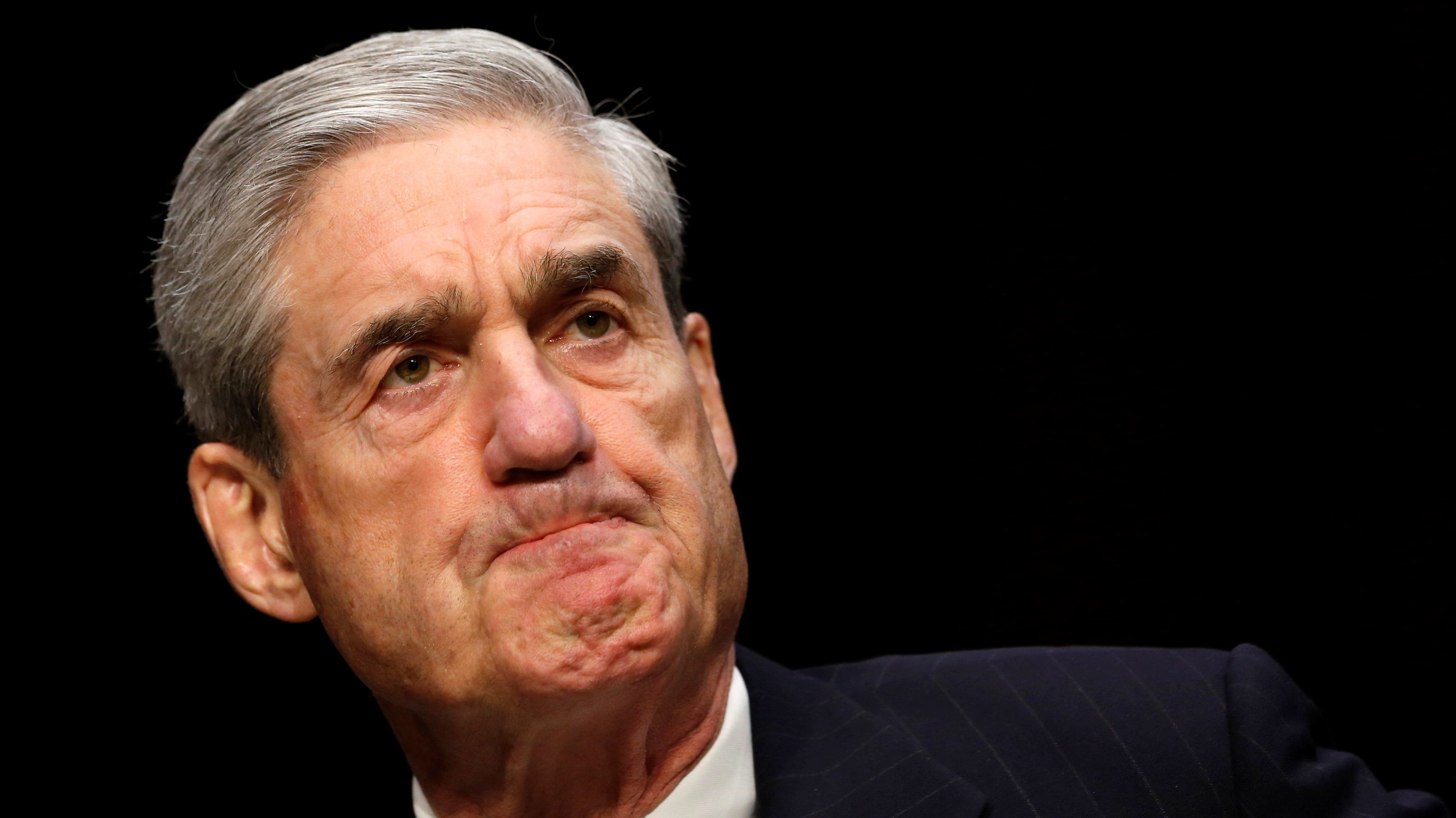 Court Filings Reveal Robert Mueller May Have a Nude